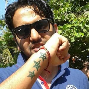 Ravikant Joshi- Hairstyle